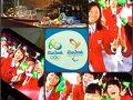 2016年8月5日に開幕したリオデジャネイロ・オリンピック。開会式の日本選手団 onTV..