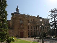 Google MapではIglesia de San Sebastián Webで調べるとAnaya Palaceばかり 本当はどっちなのだろう?