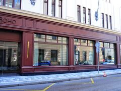 宿泊は旧市街にあるBoHoホテル http://www.hotelbohoprague.com/en/the-hotel/  ロケーションは旧市街に位置しており、観光には便利ですがお部屋は狭いです。 駐車場はバレーパーキング 1泊25ユーロ