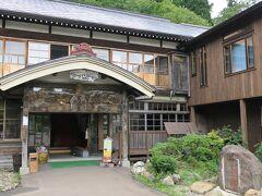 今日の宿泊は風流の塊といわれる「蔦温泉旅館」。