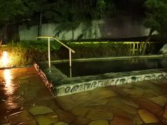 温泉は一晩中、いつでも好きな時に入れるのが嬉しい。 そういえば、塩原のかんぽも一晩中入れたけど、かんぽの宿はどこもそうなのかな?