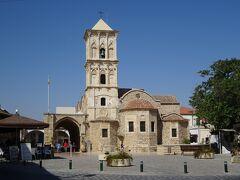 城塞から少し西にいくと、イスラエルでキリストによって蘇生したラザロが主教をしていた聖ラザロ教会。多分、ラルナカで一番の観光地。