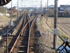 その次の鹿島駅。