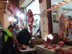 タラア・クビーラstの肉売り場
