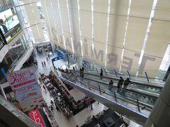 午前中ツアーだったので、解散後は、アソークのターミナル21でランチ!!