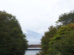 中禅寺湖がチラっと見えた(*´▽`*)