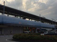 東海道新幹線 岐阜羽島駅 まあ、へんぴな駅です