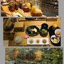 おさるさんは有給取って山の中、美味しい関サバ・関アジに満足。