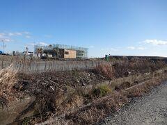 ここから福島県。  次の新地駅跡(地図によれば)。  というか、どこに駅があったんだか…