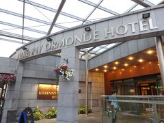 一旦宿泊ホテルに戻りました