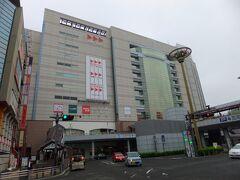 翌日、瓦町駅から琴電で高松築港駅へ。朝ラッシュで結構混んでいた。
