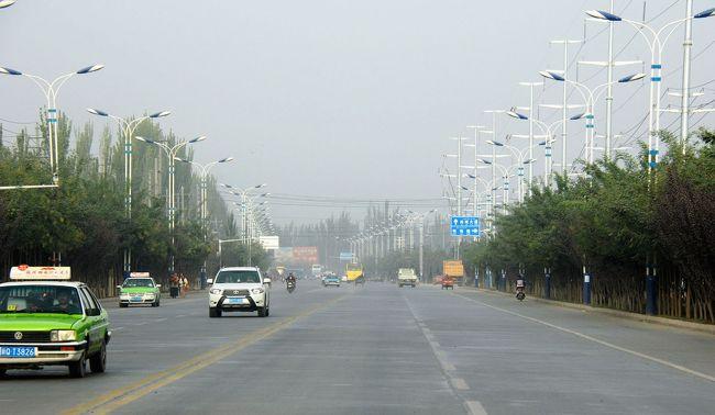 2013年中国新疆放浪記109・喀什...