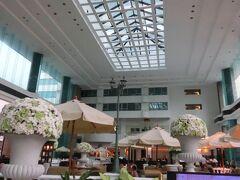 バンコクでは、スクンビットにあるウインザースイーツホテルに泊まった