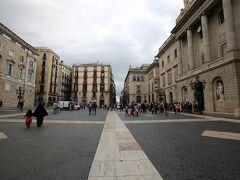 チェックアウトを済ませたら、ギリギリまでバルセロナの街を楽しみます