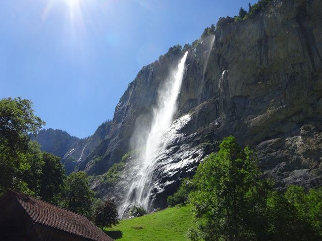 シュタウプバッハの滝