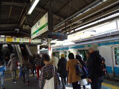 アクセスは京浜急行大師線からですが、大師線の出る京急川崎駅とJR川崎駅は少し離れています。