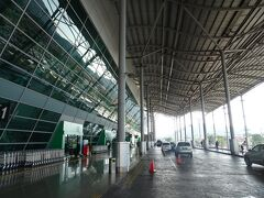 17:25 ペナン空港到着