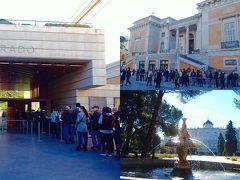 この旅を振り返ると... まず、ヘルシンキを経由してスペインマドリード入り  世界三大美術館の一つ「プラド美術館」 エル・ グレコ、ルーベンス、ベラスケス、ゴヤなどの名画にうっとり。。  スペイン広場に王宮も美しかった~  初ランチは 名物「シーフードパエリア」だったな~☆