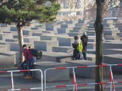 Denkmal für die ermordeten Juden Europas(通称:ホロコースト記念碑)