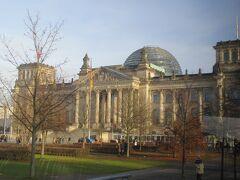 Reichstagsgebäude(ドイツ連邦議会議事堂)