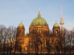 Berliner Dom(ベルリン大聖堂)