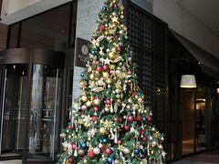 三宮駅から徒歩でホテルに移動。 美しい街並みを眺めながら、あっという間に感じました。