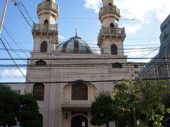 日本最古のモスクなんですって。 モーリヤのシェフの方が、真珠を輸出するためにインド人が多く住んでいたからではないかと、教えてくれました。