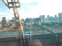 朝の田端  マル契、マル企でなければこちらに住んでから大宮から新幹線にいつも乗るから、田端は久しぶり