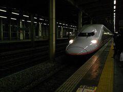 JR新幹線Maxとき342号