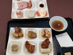 リブマックスリゾート加賀山代夕食バイキング