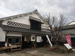 木綿街道交流館では、平田町の歴史など情報を丁寧に教えていただきました。