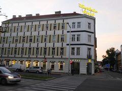 今日泊まるホテルは、西駅からすぐ近くにあるウエストバーンホテルです。 ここで2泊します。