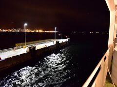 3:30 青函フェリーは函館港に到着 およそ4時間ほどの快適な船旅でありました~ 尚、この4時間はこれからの旅に備えて、体力をしっかり温存しておくのにとっても重要な時間だぞ!な私的備忘録