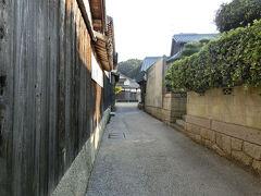 笹島エリアにやってきました。 古い街並みの雰囲気よいです。