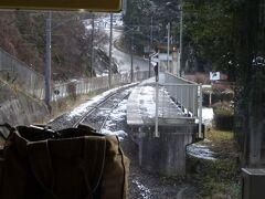丸森の次、あぶくま駅。 ここが一番駅間が長い。
