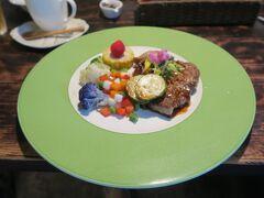 駅前の食工房旬彩でランチ  倶知安の駅前にもオシャレなレストランがあります!