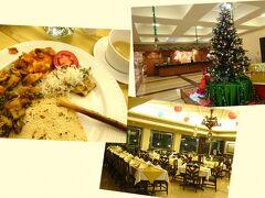 アウランガバードで3泊するホテルは,RAMA INTERNATIONALで,この街で最高クラスのホテルで快適でした(詳しくは,次の旅行記第二偈で紹介します)  ディナーは,もちカレー! お肉は,チキン  これで2日目(実質1日目)終了~