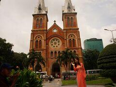 市内観光④聖マリア教会