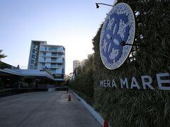 「Mera Mare Hotel」決め手は2016年オープンとピカピカだったから