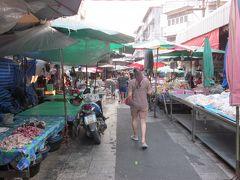 バンラムプー市場