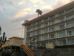 恩納村のホテルみゆきビーチで1泊しました