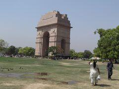 そして着いたのは、インド門!!