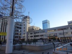 JR 松戸駅 西口。
