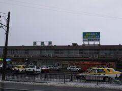 酒田駅に戻り、今日の宿のある鶴岡に再び向かう。