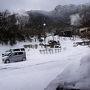 最強の寒波の中を九重町へ(2-2) 樹氷 編