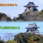 木曽川から撮ると 犬山城が   http://4travel.jp/travelogue/10875128  犬山城は城郭ブームで日本最古の天守閣として脚光を浴びるように 城の周辺も整備が進んでいる。 今回は、城下町より・