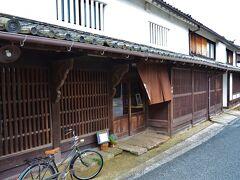 こちらの「池田屋」というカフェ。  築200年以上の建物をリノベーションしたそうです。   ★ギャラリー&喫茶「池田屋」 http://www.uwaikedaya.com/
