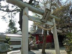 弁天神社 天女伝説と正岡子規、茅原崋山、松島十湖の文学碑があります。