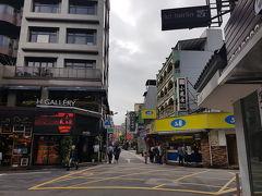 永康街の奥へ入っていきます。  台湾に来たのでまずはタピオカでしょう!  そしてヘッドスパもしないと☆