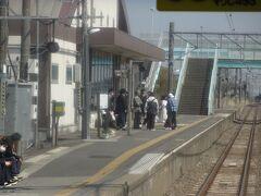 下総神崎駅。